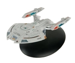 Star Trek Federation Nova Class Starship - USS Equinox NCC-72381 [With Collector Magazine]