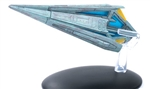 Star Trek 22nd Century Tholian Assembly Web Spinner Starship