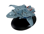 Star Trek Maquis Val Jean Raider [With Collector Magazine]