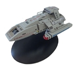 Star Trek Federation Danube Class Runabout - USS Orinoco NCC-72905 [With Collector Magazine]