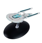 Star Trek Federation Excelsior Class (Refit) Starship - USS Enterprise NCC-1701-B [With Collector Magazine]