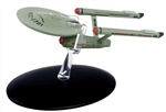 Star Trek Federation Constitution Class Starship - USS Enterprise NCC-1701 [With Collector Magazine]