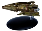 Star Trek Hirogen Hunter Heavy Escort Starship [With Collector Magazine]