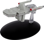 Star Trek Federation Antares Class Starship - Antares NCC-501 [With Collector Magazine]