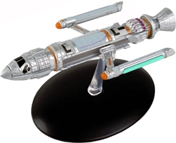 Star Trek Earth Space Ship - Phoenix [With Collector Magazine]