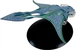 Star Trek Xindi Aquatic Scout Ship [With Collector Magazine]