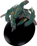 Star Trek Breen Confederacy Warship [With Collector Magazine]