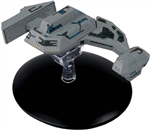 Star Trek Borg Renegade Ship [With Collector Magazine]