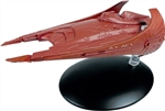 Star Trek Vulcan Civilian Trasport - Vahklas [With Collector Magazine]