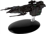 Star Trek Borg Assimilated Earth Arctic One Transport [With Collector Magazine]