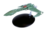 Star Trek Klingon D5 Battle Cruiser [With Collector Magazine]