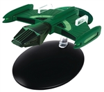 Star Trek Romulan Science Vessel [With Collector Magazine]