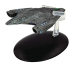 Star Trek Devore Warship [With Collector Magazine]