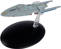 Star Trek Federation Rick Sternbach's U.S.S. Voyager Concept [With Collector Magazine]