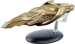 Star Trek Vulcan Cruiser [With Collector Magazine]