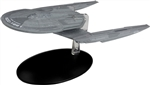 Star Trek Federation Malachowski Class Starship - USS Clarke NCC-1661 [With Collector Magazine]