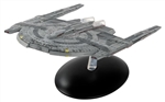 Star Trek Vulcan T'Plana Hath Survey Ship [With Collector Magazine]