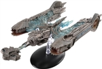Star Trek Klingon Ship of the Dead - The Sarcophagus [With Collector Magazine]