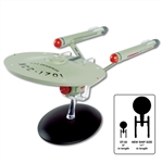 Star Trek Federation Constitution Class Starship - USS Enterprise NCC-1701 [With Collector Magazine] (Large Scale)