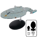 Star Trek Federation Intrepid Class Starship - USS Voyager NCC-74656 [With Collector Magazine] (Large Scale)
