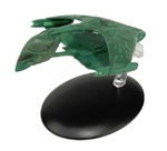 Star Trek Romulan D'Deridex Class Warbird [With Collector Magazine] (Large Scale)