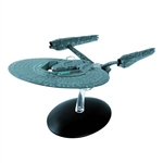 Special Edition No. 3: Star Trek Federation Dreadnought Class Starship - USS Vengeance Starship [With Collector Magazine]