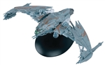 Special Edition No. 4: Star Trek Klingon D4 Class Bird-of-Prey Atmospheric Fighter [With Collector Magazine]