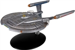 Special Edition No. 6: Star Trek Columbia Class Starship - SS Enterprise NX-01 Refit [With Collector Magazine]