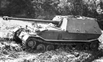 German Sd. Kfz. 184 Ferdinand Heavy Tank Destroyer - Kummersdorf Proving Ground, Germany, April 1943 [Bonus Two 300 PS Maybach HL 120 TRM Engines]