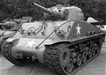 S M4A3 Sherman Medium Tank with 105mm Gun