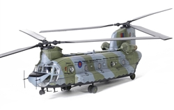 "RAF Boeing-Vertol HC.Mk 1 Chinook Heavy Lift Helicopter - ""The Survivor"", No. 18 Squadron, Falklands Detachment, 1982"