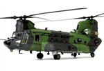 "RCAF Boeing-Vertol CH-147 Chinook Heavy Lift Helicopter - ""301"", No.450 Tactical Helicopter Squadron, Petawawa, Ontario, 2008"