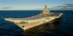 Russian Navy Kuznetsov Class Aircraft Carrier - Admiral of the Fleet of the Soviet Union Nikolay Gerasimovich Kuznetsov