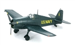 US Navy Grumman F6F-5 Hellcat Fighter - Roy Butch Voris, Blue Angels First Plane