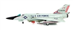 USAF Convair F-106A Delta Dart Interceptor - Air Defence Weapons Center Tyndall AFB, Florida