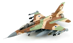 Israeli Defense Force General Dynamics F-16D Barak Fighter - 109 Valley Squadron, 2006