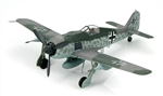 German Focke-Wulf Fw 190F-8/R3 Fighter Equipped with Mk.103 30mm Cannon - Tank Buster
