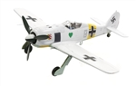 "German Focke-Wulf Fw 190A-4 Fighter - ""White 8,"" Staffel/I. Gruppe, Jagdgeschwader 54, Eastern Front, 1943"