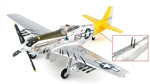 "USAAF North American P-51D Mustang Fighter - ""Hon Mistake"", 1st Lt. William G. Ebersole, 462nd Fighter Squadron, 506th Fighter Group, Iwo Jima, 1945 [Signature Edition]"