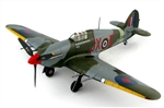 "RAF Hawker Hurricane Mk. IIc Fighter - JX-E/BE581, Karel Kuttelwascher, ""Night Reaper"", No. 1 Squadron, 1942"