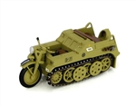 German Sd. Kfz. 2 NSU Kettenkrad Light Tractor - 20.Panzer Division, Russia, 1944