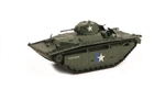 US LVT(A)-1 Amtank Amphibious Vehicle with Diorama Base - Blockbuster, 1945