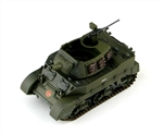 Republic of China (Taiwanese) 75mm Howitzer Motor Carriage M8 Tank - 1940s