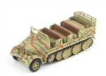 German Sd. Kfz. 7 8-Ton Personnel Carrier / Prime Mover - Summer Camouflage