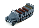German Sd. Kfz. 7 8-Ton Personnel Carrier / Prime Mover - 10.Infanterie Division, 1942