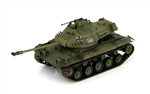 West German M41G Walker Bulldog Light Tank - Bundeswehr, 1950s