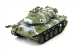 US M41A3 Walker Bulldog Light Tank - Winter Camouflage