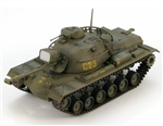 USMC M48A3 Patton Medium Tank with Reliability Improved Selected Equipment (RISE) IR/White Light Spotlight - 217793, C Company, 2nd Platoon, 3rd Tank Battalion, 3rd Marine Division, South Vietnam, 1968