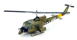 US Army Bell UH-1B Huey Helicopter - Heavy Hog, 64-13978, Vietnam, 1966