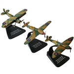 RAF 75th Anniversary of the Battle of Britain Commemorative Aircraft Set